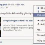 Các tính năng Chia sẻ trong Facebook bạn cần biết