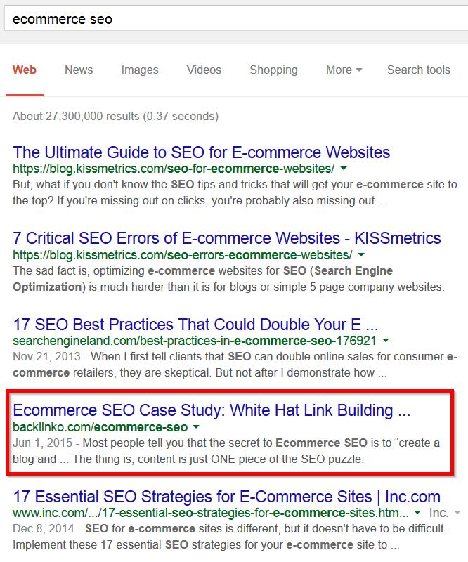 bài viết có thứ hạng cao trên máy tìm kiếm