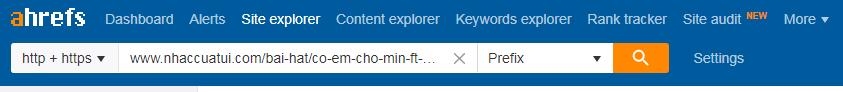 có em chờ, site-expolrer