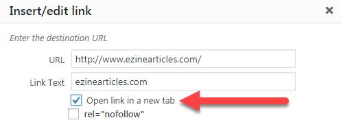 mở liên kết ngoài ở tab mới